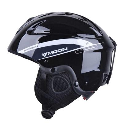 Шлем горнолыжный MOON SG черный