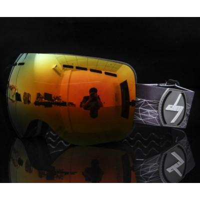 Маска для сноуборда DMHW XJ1 Gold