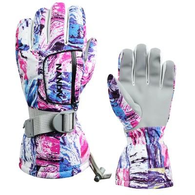 Перчатки горнолыжные Nandn Splash женские