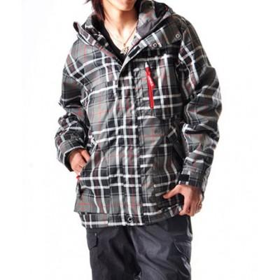 Куртка сноубордическая Modern Amusement 10K Gray