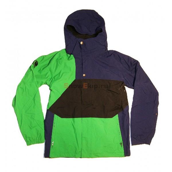 Куртка сноубордическая Bonfire Dry Level 2 мужская 38a5c14481b