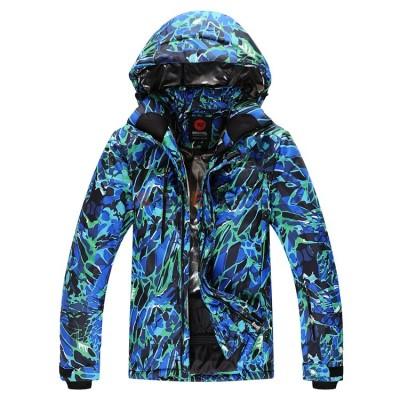 Куртка горнолыжная Rossignol Stripes Blue 10K мужская