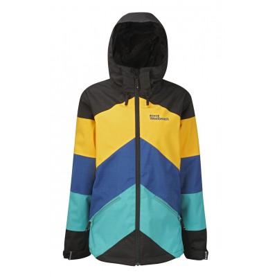 Куртка сноуборд Westbeach Kadenwood Black Unisex
