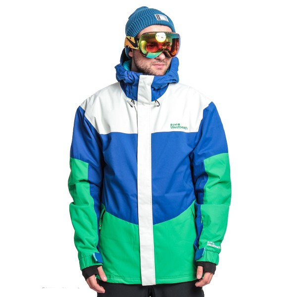 Куртка сноуборд Westbeach Eastside Insulated Sky Blue e2dbcca2867