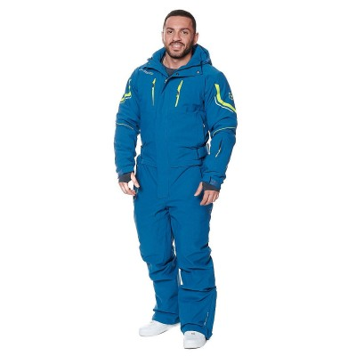 Комбинезон SNOW HEADQUARTER BLUE мужской синий
