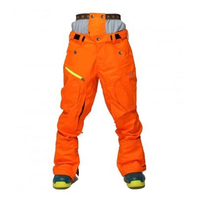 Штаны сноубордические 686 Cargo Pants Orange