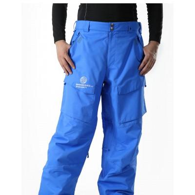 Брюки сноубордические RUNNING RIVER джинсовые