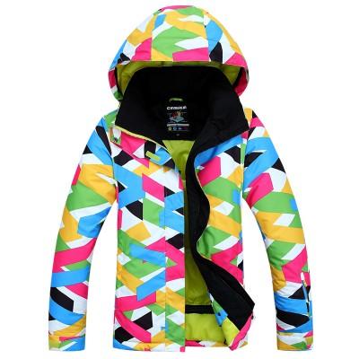 Куртка сноубордическая Cinmerlin Mixed женская
