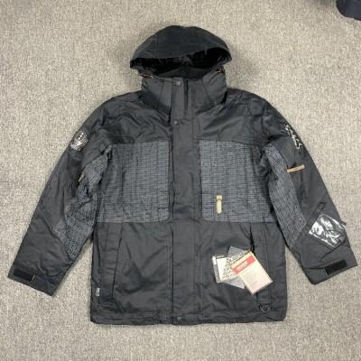 Куртка сноубордическая NITRO ROGUE черная