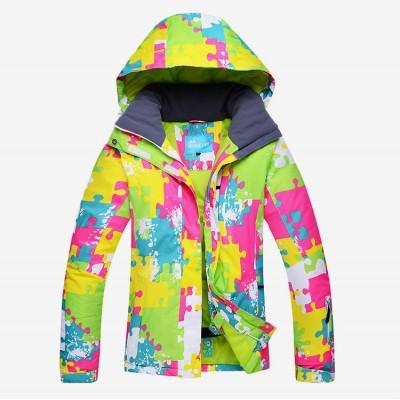 Куртка горнолыжная Catalyphis Pink Camo