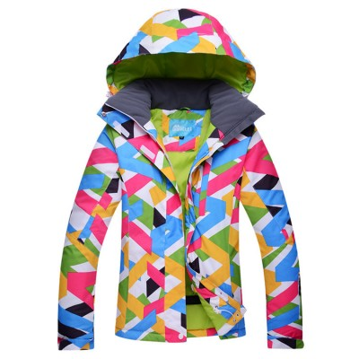 Куртка сноубордическая Riviyele Mixed женская
