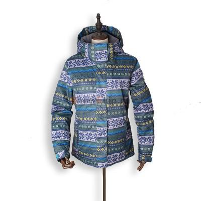 Куртка горнолыжная Roxy Ornament Jacket женская