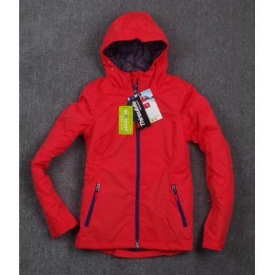 Женская горнолыжная куртка Tchibo Active Red Jacket