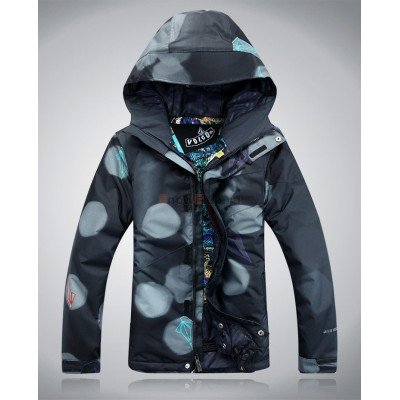 Куртка сноуборд Volcom Cremini Bubbles женская