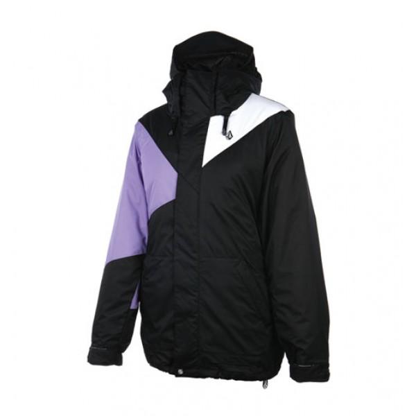 Куртка сноубордическая Volcom Hoffman Black женская e6886d6dae2