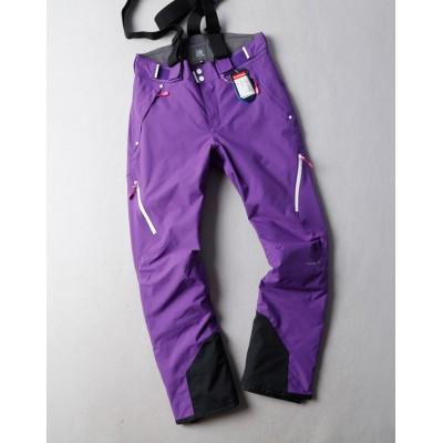 Штаны сноубордические North Bend Xenon Violet женские