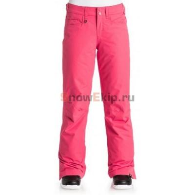 Штаны сноубордические Roxy Evolution Raspberry 8K женские розовые